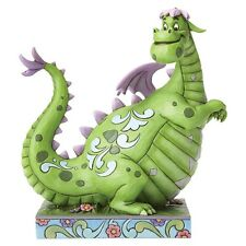 New Disney Traditions A Boy's Best Friend Elliott Dragon Figurine Pete's Dragon