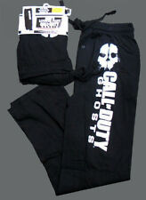 Mens CALL OF DUTY Ghosts SKULL SOFT LOUNGE Pants PANT SWEATPANTS- MED 32 - 34