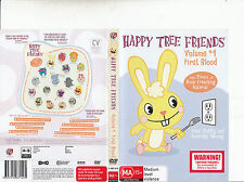 Happy Tree Friends:Volume 1:First Blood-2006-TV Series USA-2 Hour-DVD