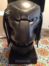 Predator 3D Blu-Ray (Limited Edition Predator Bust Edition) Huge! US Seller!
