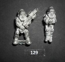 Wh40k Rogue Trader IRON CLAW ic2003 Bob Olley JUMP Troopers/astronauti B 129