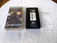 COLDCUT - LET US PLAY! - (VHS, 1997)