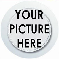YOUR PICTURE ON A CAR TAX DISC HOLDER REUSABLE CUSTOM ITEM