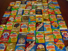 VINTAGE UNOPENED BASEBALL CARD PACK BLOWOUT! ONE 1987 TOPPS PACK WITH EVERY LOT!
