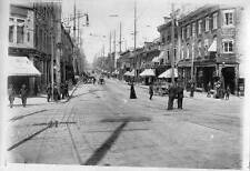 Photo. 1899. Montreal. Rue St. Laurent North & Craig (St-Antoine).