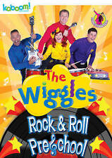 The Wiggles: Rock & Roll Preschool New DVD