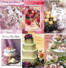 Assorted Wedding Congratulations Greeting Cards in a Bulk 12 Pack