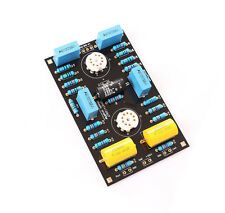 Classic Circuit Tube Preamplifier Preamp Board DIY Kits For 12AX7 21AU7 Tube CK