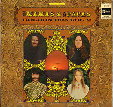 "THE MAMA'S & THE PAPA'S ""GOLDEN ERA VOL. 2"" 60'S LP STATESIDE SSSX 340.838"