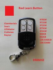 Chamberlain Garage Door Opener Comp Mini Remote Control 970LM 971LM 972LM 973LM