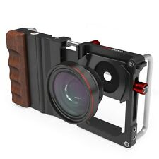 Kamerar Cinema Mount Smartphone Rig Holder GND Filter Wide Angle Macro iPhone