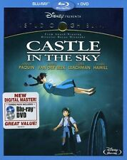 Castle in the Sky [2 Discs] [Blu-ray/ Blu-ray Region A BLU-RAY/WS