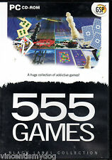 555 Games - Black Label Collection (PC CD-Rom)