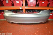 MERCEDES C CLASS W203 C200 KOMPRESSOR COUPE REAR BUMPER, COLOUR CODE - 744