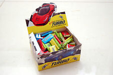 Box with 100 gums Turbo 2014 Gum Wrappers Stickers All Colors