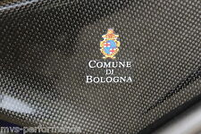"Ducati 996 RS 998 999 RS F01 F02 Foggy Bayliss ""Comune di Bolgna"" sticker weiß"