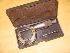 Mitutoyo 0-25mm Micrometer 0.01mm - Made In Japan