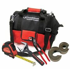 "Rothenberger - Tool Bag - 15-22 pipeslice, 10 SPK Pillar, 8""Wide Wrench, Tape"