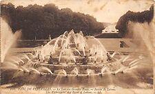 B74847 Parc de Versailles le jour des grandes eaux  france