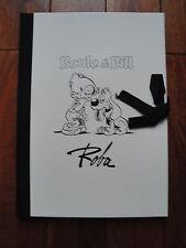 BOULE ET BILL Roba  Port-Folio tiré à 275 Ex N°/S !