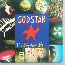 "GODSTAR ""The Brightest Star EP"" 1992 4Track CD *Nic Dalton ""WhenRosemarySmiles"""