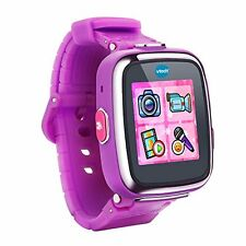 VTech 80-171650 Kidizoom Smartwatch DX, VTech KIDS SMART WATCH, Vivid Violet