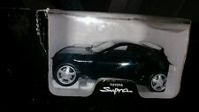 Toyota supra 1:18 scale diecast model car in the box by Kyosho black Rare