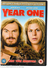 Year One (DVD, 2009)