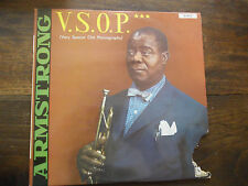 Louis Armstrong  V.S.O.P volume III - Lillie Delk Christian - CBS 64472