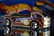 2002 Hot Wheels Planet Hot Wheels.com Geothermal energy car Deora II tan