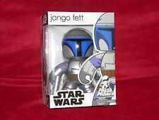 Star Wars JANGO FETT BOUNTY HUNTER Mighty Muggs Hasbro NIB! FREE U.S SHIPPING