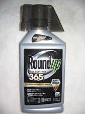 Roundup Max Control 365 Concentrate, 32-ounce (weed Killer Plus Weed Preventer)