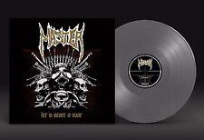 """Master - let's start a war (silver grey Vinyl, lim. 100), 12"""" LP, NEW lets start"""