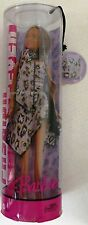 Barbie Fashion Fever Kayla Doll (Animal Print Collection) J4399 (New)