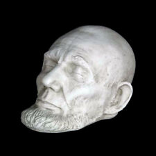 Abraham Lincoln Face Death Life Mask Replica Reproduction