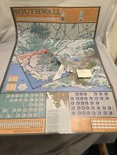 BOARD WAR GAME+Mag WW2 Wargamer #60 Anvil-Dragoon Southwall 1986 UNPunched