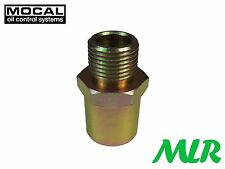 MOCAL 626 OIL COOLER SANDWICH PLATE M20 CENTRE BOLT FOR SP1X / OTSP1X TL