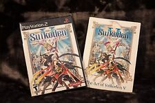 Suikoden V – Factory Sealed & Complete with Collectors Artbook