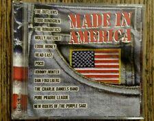 Made In America Rock Hits Compilation CD (Sony, 1998)