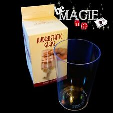 Verre Hydrostatique - Hydostatic glass - Tour de Magie