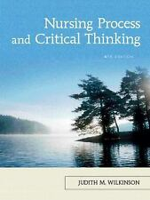 Nursing Process and Critical Thinking (4th Edition)-ExLibrary