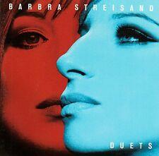 BARBRA STREISAND : DUETS / CD - TOP-ZUSTAND