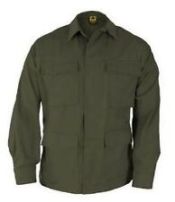 US PROPPER BDU Army Outdoor Leisure Jacket Shirt olive XLL XLarge Long