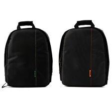 New Hot Waterproof Camera DSLR Lens Backpack Case Bag Green Orange F7