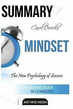 Carol Dweck's Mindset : The New Psychology of Success Summary by Ant Hive...
