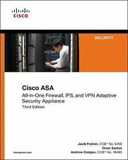 Cisco ASA : All-in-One Firewall, IPS, and VPN Adaptive Security Appliance by...