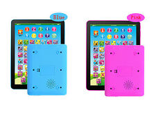 Tablet Pad Computer For Kid Children Educational  Learning English Toy Newest