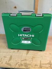 HITACHI kc18dkl 18v Combi & IMPACT Twin Kit Custodia rigida solo