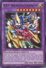3 x XYZ-Dragon Cannon (MIL1-EN040) - Rare - Near Mint - 1st Edition