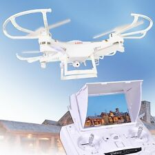 X118FPV 5.8GHz Real Time Transmission Quadcopter Camera Drone w/4GB MicroSD Card